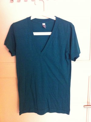 V-Neck von American Apparel