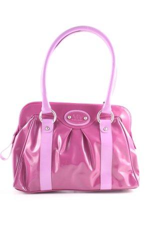 VA Milano Handtasche pink Casual-Look