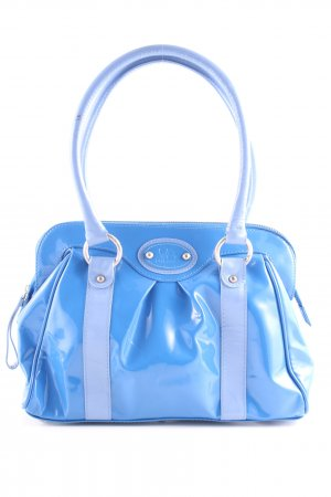 VA Milano Handtasche blau Casual-Look