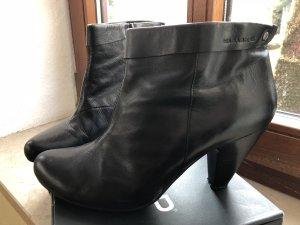 Vagabond Ankle Boots 39 Leder Heels Stiefeletten