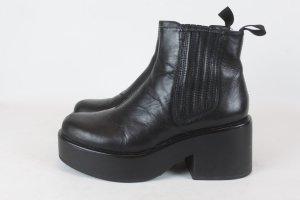 Vagabond Ankle Boots Gr. 38 schwarz Plateau