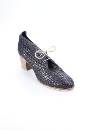 Vagabond Ankle Boots schwarz extravaganter Stil