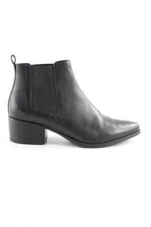 Vagabond Ankle Boots schwarz Urban-Look