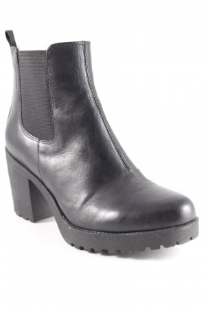 Vagabond Booties schwarz Casual-Look
