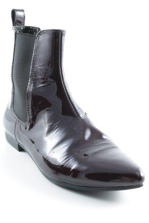 Vagabond Chelsea Boots bordeauxrot-schwarz Casual-Look