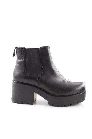 Vagabond Chelsea Boot noir style décontracté