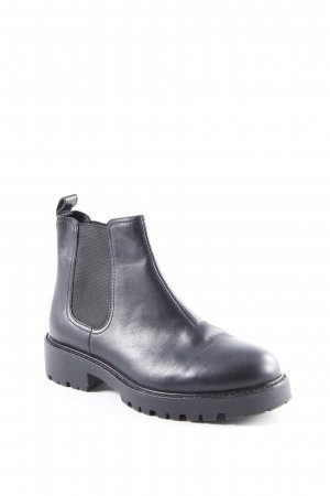 Vagabond Chelsea Boots schwarz Casual-Look