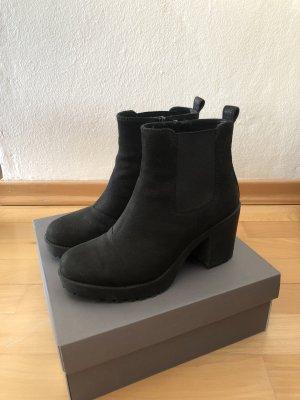 Vagabond Grace Ankle Boots Chelsea Boots Velours