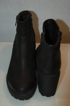 "Vagabond ""Grace"" Heeled Zip Boot 37"