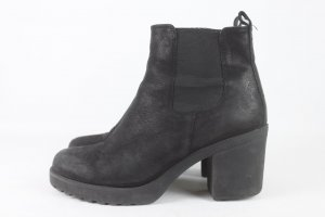 Vagabond Chelsea Boots black leather