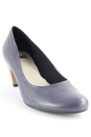 Vagabond High Heels dunkelblau Elegant