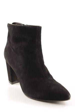 Vagabond Botas bajas negro look Street-Style