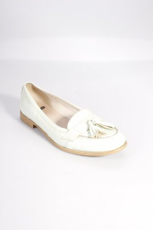 Vagabond Lack-Loafer mint