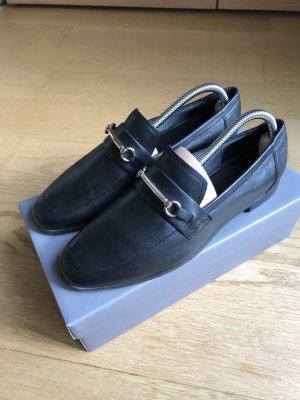 Vagabond Leder Loafer
