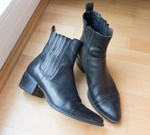 Vagabond Chelsea Boots black