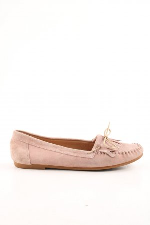 Vagabond Mokassins pink Casual-Look