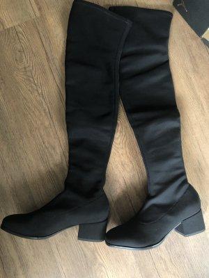 Vagabond Overknees black
