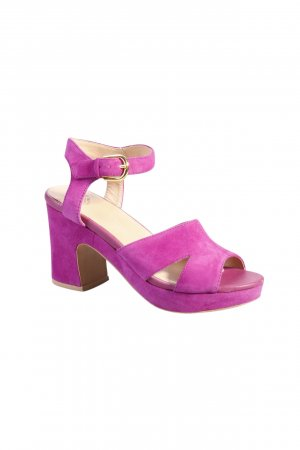 Vagabond Platform High-Heeled Sandal multicolored