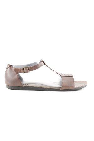 Vagabond Riemchen-Sandalen bronzefarben Casual-Look