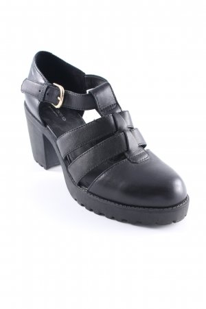 Vagabond Riemchenpumps schwarz Street-Fashion-Look