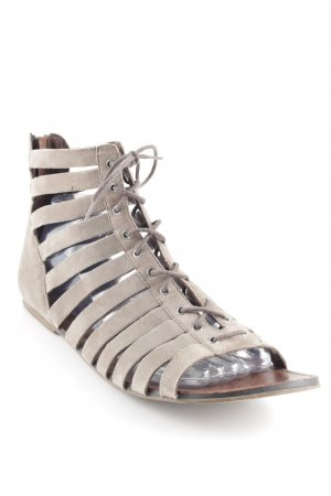 Vagabond Roman Sandals grey brown hippie style