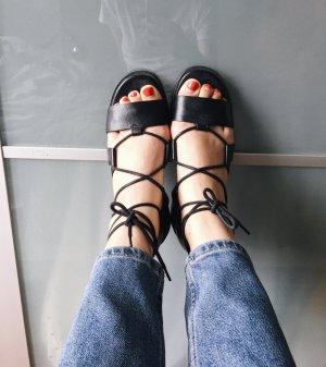 Vagabond Sandalen Schnürung Leder