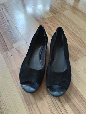 vagabond sandalen schwarz