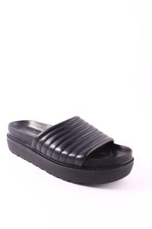 Vagabond Sandalen schwarz Casual-Look