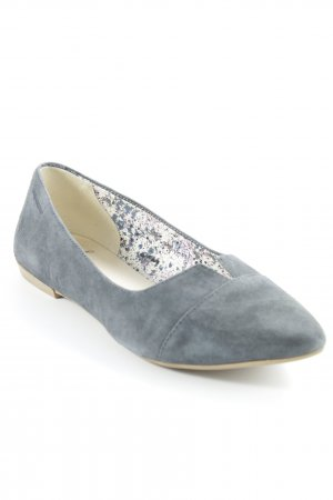 Vagabond Schlüpfschuhe graublau schlichter Stil