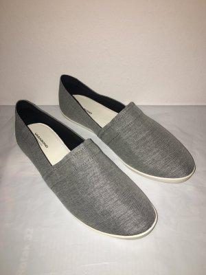 Vagabond Schuhe Espandrilles Gr.42 silber NEU Sneaker