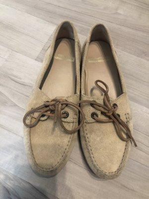Vagabond Schuhe Gr. 37 Ballerina Loafer Segelschuhe