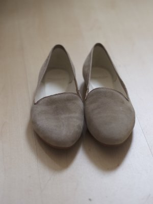 "Vagabond Slipper ""Savannah"" in beige Leder"