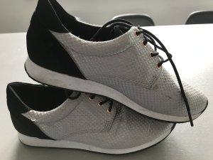 Vagabond Sneaker mit Silber und Kupfer