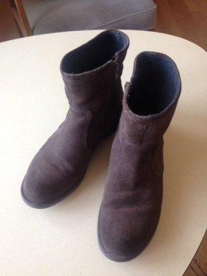 Vagabond Stiefel Stiefeletten braun in Größe 37