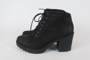 Vagabond Stiefelette Ankle Boots Gr. 39 schwarz Leder