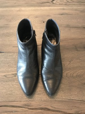 Vagabond Stiefelette, schwarzes Leder, Gr. 37!