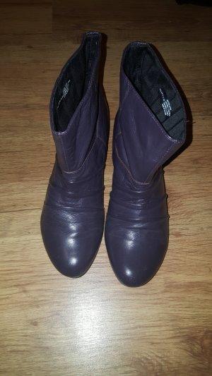 Vagabond Slip-on Booties lilac-lilac