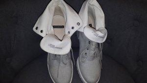 Vagabond Short Boots pale yellow