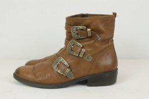 VAGABOND Stieffeletten Ankle Boots Gr. 40 braun