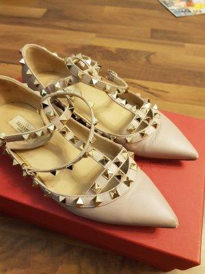 Valentino Ballerinas Rockstud