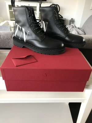 Valentino Boots schwarz
