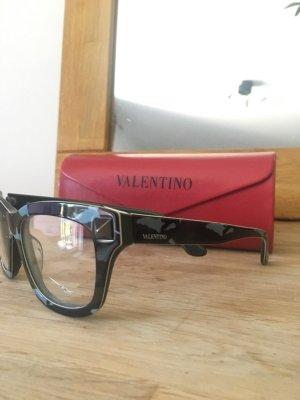 Valentino Brille und Etui Frauen
