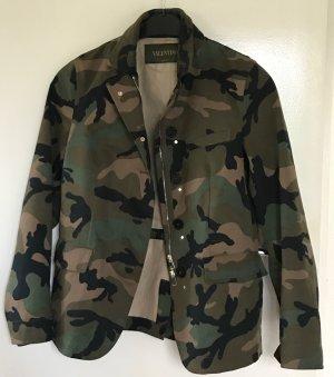 Valentino Camouflage Jacke