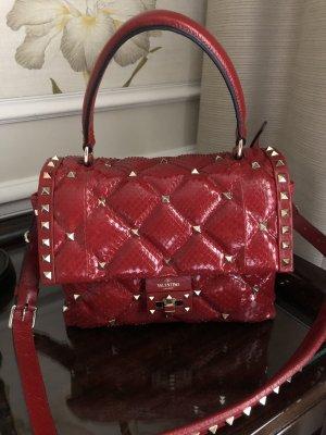 Valentino Sac porté épaule rouge