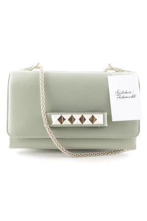 Valentino Clutch blassgrün extravaganter Stil
