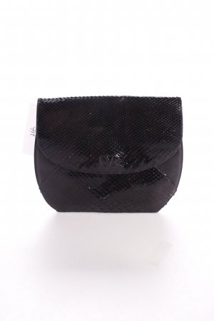 Valentino Clutch black animal pattern vintage products