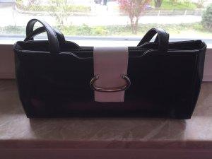 Valentino Damen tasche schwarz weiß