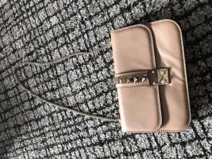 Valentino Borsetta color oro rosa-color carne