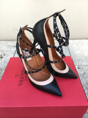 Valentino Garavani Original Love latch Pumps