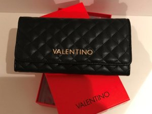 Valentino Handbags Wallet black-gold-colored